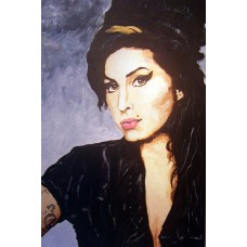 AMY WINEHOUSE - Black