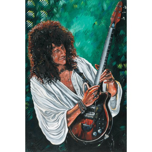 BRIAN MAY - Red Special