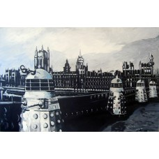 DR.WHO - Daleks over London