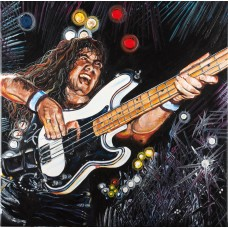 IRON MAIDEN - Steve Harris 'Trooper'