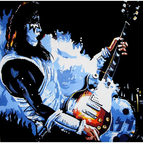 KISS - Ace Frehley 'Into the Void'