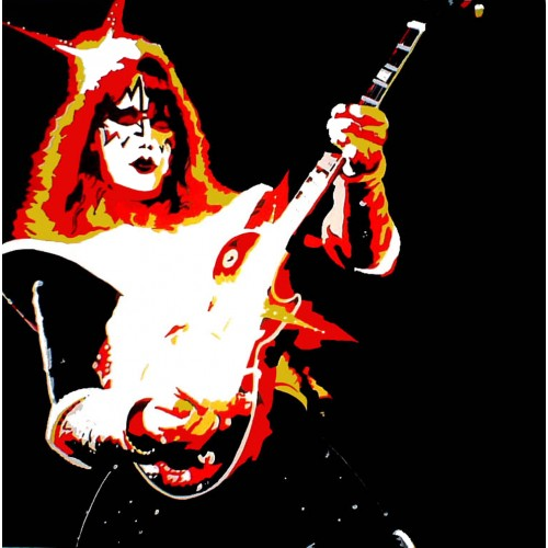 Ace Frehley Costume Love Gun