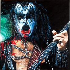 KISS - Gene Simmons 'God of Thunder'