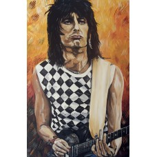 RONNIE WOOD - Woodie